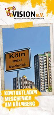 Flyer Kontaktladen Meschenich Am Kölnberg