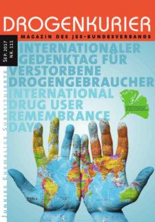 Cover Drogenkurier Nr. 111