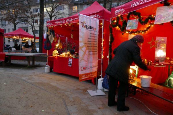 Fotos vom Kalker Adventsmarkt