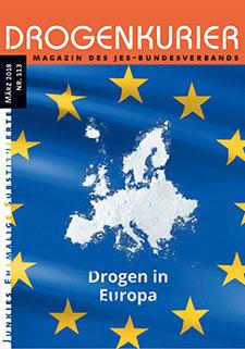 Cover Drogenkurier Nr. 113