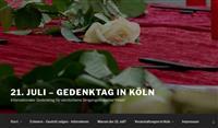 21. Juli – Gedenktag in Köln