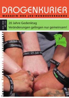 Cover Drogenkurier Nr. 115